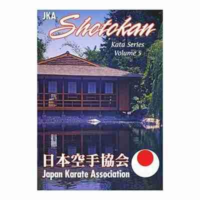 JKA Shotokan Kata Vol.5