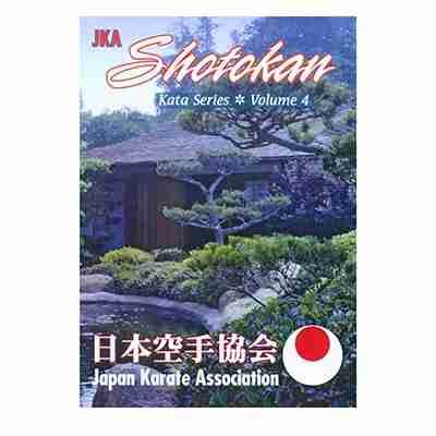 JKA Shotokan Kata Vol.4
