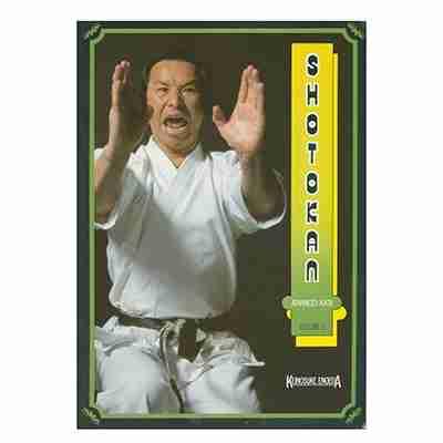 Shotokan Karate Advanced Kata 3