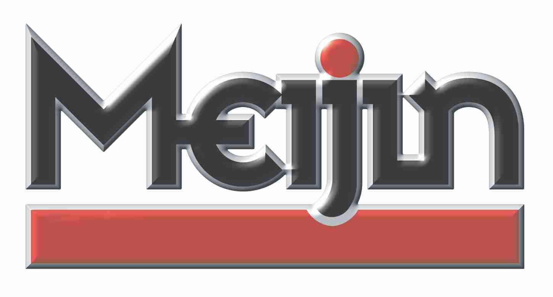 Meijin Logo one inch